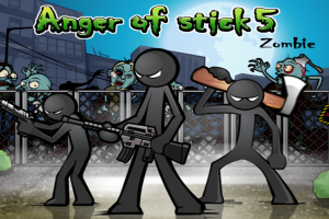 Download Anger of Stick 5 mod apk for Android