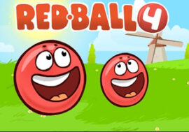 Download Red Ball 4 mod apk for Android