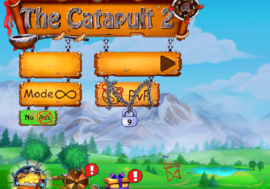 Download The Catapult 2 mod apk for Android