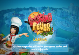Download Cooking Fever Mod apk for Android