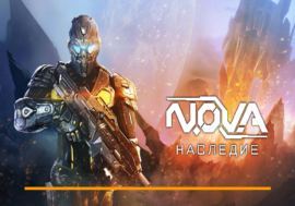 Download N.O.V.A Legacy Mod apk for Android