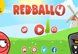 Red Ball 4 mod apk 1.4.18(Premium, Unlocked) Download for Android