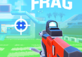 Download Frag Pro Shooter mod apk for Android