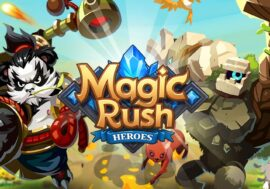 Magic Rush mod apk 1.1.304 (Unlimited Money) Download for Android
