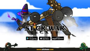 Stick War Mod apk  2021.1.14 (Unlimited Gems and Gold) Download for Android