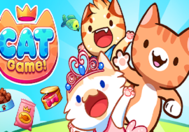 Cat Game The Cats Collector Mod apk 1.54.12 (Unlimited Money) Download for Android