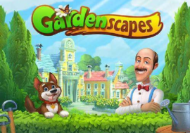Gardenscapes mod apk 4.3.0 (Unlimited Stars) Download for Android