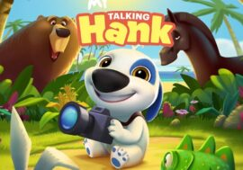 Download My Talking Hank mod apk for Android