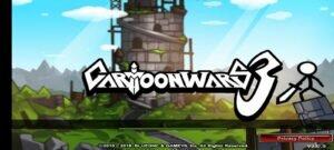 Cartoon Wars 3 mod apk offline 2.0.9 (Unlimited Money) Download for Android