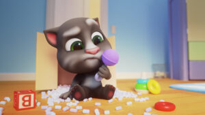 Read more about the article Download My Talking Tom mod apk for Android