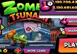 Download Zombie Tsunami mod apk for Android