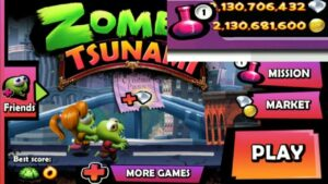 Read more about the article Download Zombie Tsunami mod apk for Android