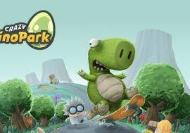 Dino Park mod apk 1.999 (unlimited Money) Download for Android
