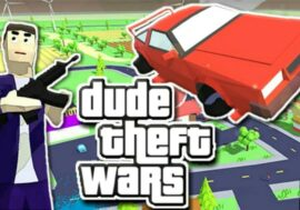 Dude Theft Wars mod apk 0.9.0.3(Unlimited Money) Download for Android