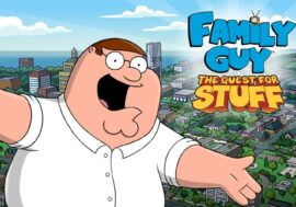 Family Guy The Quest for Stuff mod apk 4.2.2(Unlimited Shopping) Download for Android