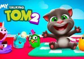 My Talking Tom 2 Mod apk 2.7.1.11(Unlimited Money) Download for Android