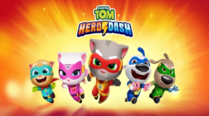 Read more about the article Talking Tom Hero Dash mod apk 2.5.0.894 (Unlimited Money) Download for Android