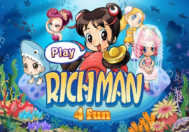 Richman 4 Fun mod apk v4.6(Unlocked Map) Download for Android