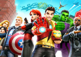 Download Marvel Avengers Academy mod apk for Android