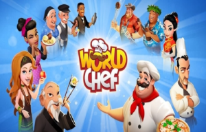 World Chef Mod apk 2.7.1 (Unlimited Gems) Download for Android